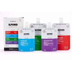 For Darkroom - ILFORD PHOTO ILFORD SIMPLICITY FILM KIT - buy today in store and with delivery