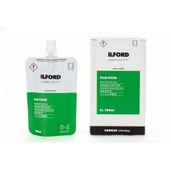 For Darkroom - ILFORD PHOTO ILFORD SIMPLICITY FILM DEALER FIX X 12 SACHETS - quick order from manufacturer