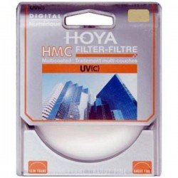 Discontinued - Hoya filtrs 58mm UV(C) HMC Multi-Coated ( planais ramis /SLIM FRAME)