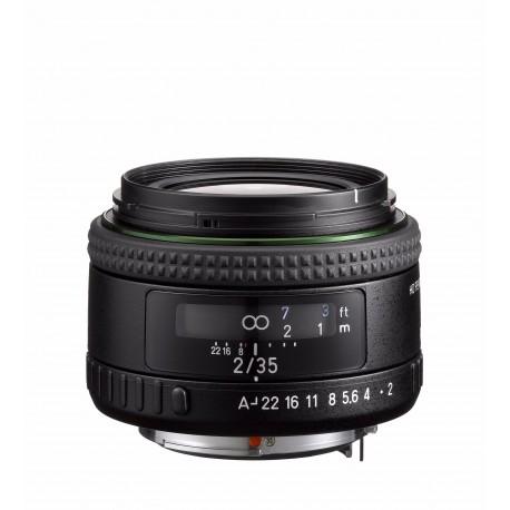 Objektīvi - RICOH/PENTAX PENTAX HD FA 35MM F2 - ātri pasūtīt no ražotāja