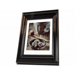 Photography Gift - FOCUS CHARLESTON BLACK 24X30 - quick order from manufacturer