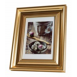 Photography Gift - FOCUS CHARLESTON GOLD 50X70 - quick order from manufacturer