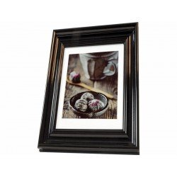 Photography Gift - FOCUS CHARLESTON BLACK 21X29,7 - quick order from manufacturer