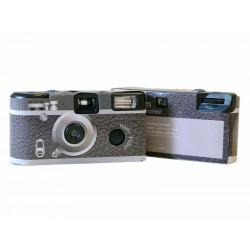 Filmu kameras - FOCUS DISPOSABLE CAMERA RETRO 24 EXP, ISO 400 - perc šodien veikalā un ar piegādi