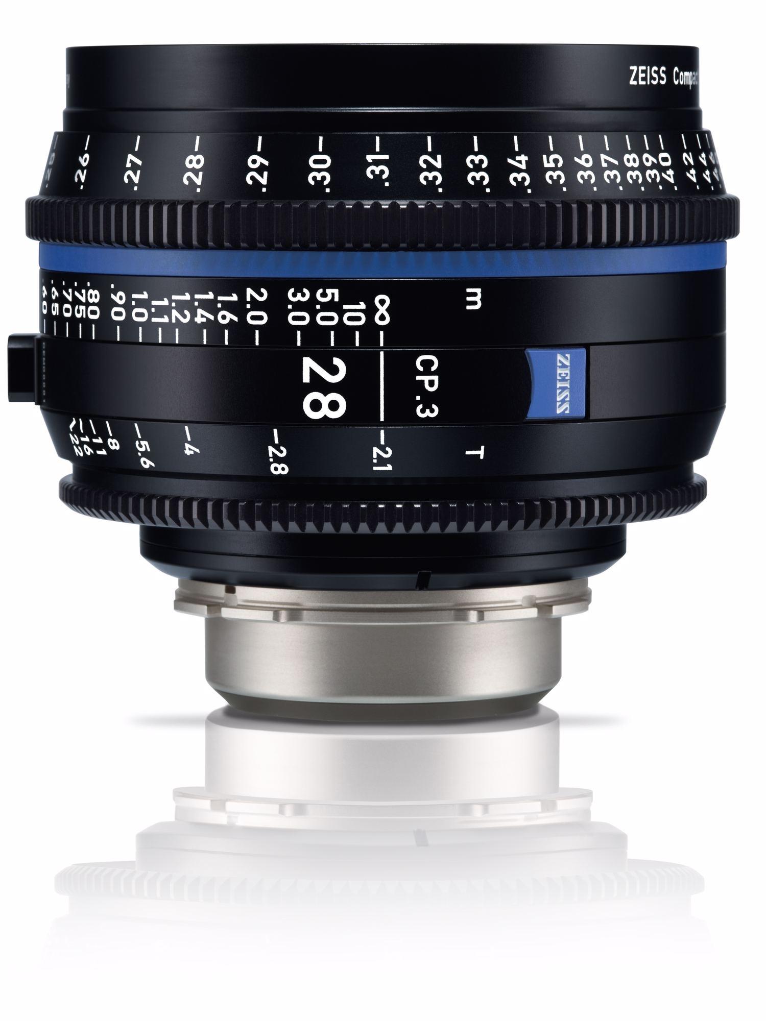 Order ZEISS CINE CP,3 28MM MFT/MT - Lenses