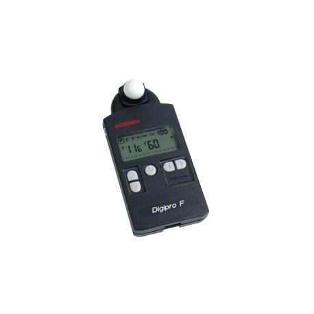 Exposure Meters - Gossen Digipro F Exposure Meter - quick order from manufacturer