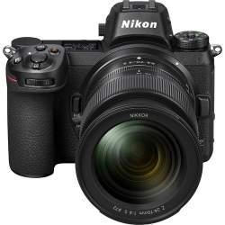 Bezspoguļa kameras - Nikon Z7 24-70mm f4 mirrorless camea FF Kit + FTZ Adapteris - ātri pasūtīt no ražotāja