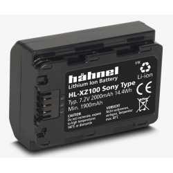 Kameras akumulatori un gripi - HÄHNEL BATTERY SONY HL-XZ100 - perc veikalā un ar piegādi