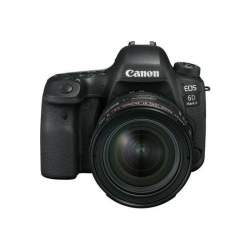 Зеркальные камеры - Canon 6D Mark II body + Canon LENS EF 24-70MM F4L IS USM - быстрый заказ от производителя