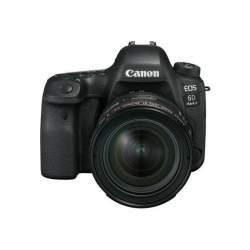 Spoguļkameras - Canon 6D Mark II body + Canon LENS EF 24-70MM F4L IS USM - ātri pasūtīt no ražotāja