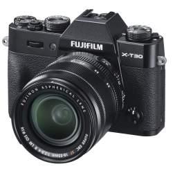 Bezspoguļa kameras - Fujifilm X-T30 Mirrorless Digital Camera Black Body - ātri pasūtīt no ražotāja