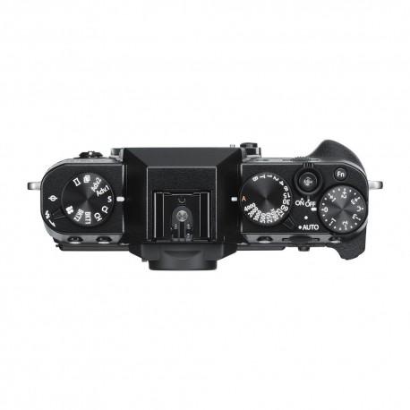 Bezspoguļa kameras - Fujifilm X-T30 + 15-45mm Kit, sudrabots - ātri pasūtīt no ražotāja