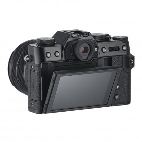 Bezspoguļa kameras - Fujifilm X-T30 15-45mm II & 50-230mm II Black Kit Mirrorless Digital Camera - ātri pasūtīt no ražotāja