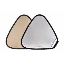 Saliekamie atstarotāji - LASTOLITE Atstarotājs ar cieto rokturi Trigrip 75cm Sunlite/SoftSilver LR3628 - perc veikalā un ar piegādi