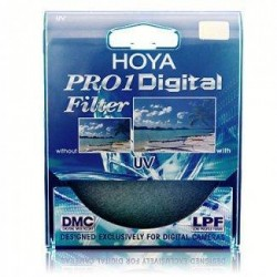 Objektīvu filtri - Hoya UV Pro1 Digital 58mm filtrs - perc veikalā un ar piegādi