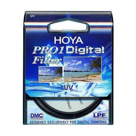 Objektīvu filtri - Hoya UV Pro1 Digital 67mm filtrs - perc šodien veikalā un ar piegādi
