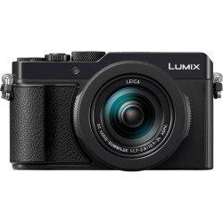 Kompaktkameras - KIT, PANASONIC LX100 II BLACK + BLG10E BULK - ātri pasūtīt no ražotāja