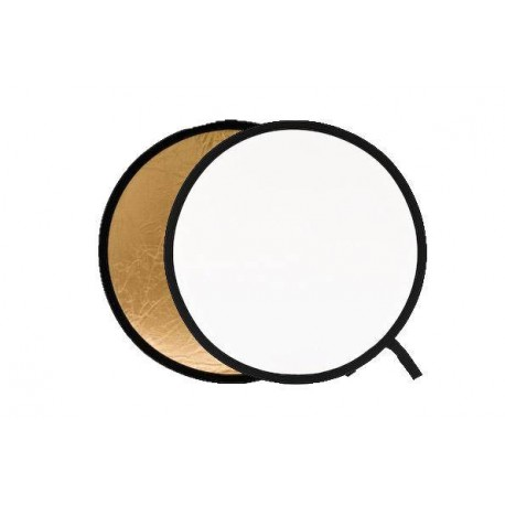 Foldable Reflectors - Lastolite Collapsible Reflector 1.2m Gold/White - quick order from manufacturer