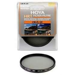 Objektīvu filtri - Hoya PL-CIR HRT 55mm CIR-PL UV polarizācijas filtrs - ātri pasūtīt no ražotāja