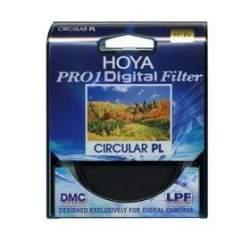 Objektīvu filtri - Hoya PL-CIR Pro1 Digital 62mm filtrs - perc veikalā un ar piegādi