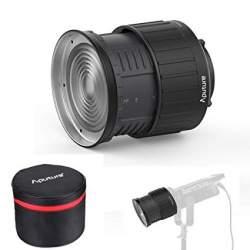 Рефлекторы - Aputure Fresnel lens 2X - купить сегодня в магазине и с доставкой