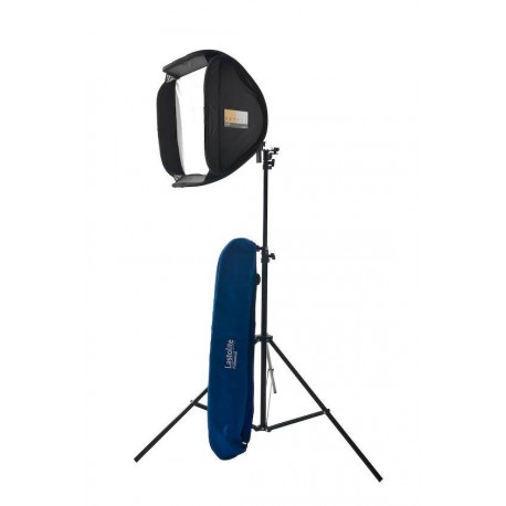 Acessories for flashes - Lastolite Ezybox Hotshoe Kit 38x38cm + Stand/Tilthead & 2400 Handle - quick order from manufacturer