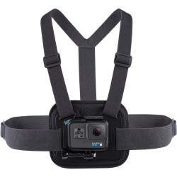 Action camera mounts - GoPro Krūšu stiprinājums - buy today in store and with delivery