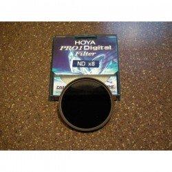 ND фильтры - Hoya Pro1 Digital filtrs 67 mm ND x 8 - быстрый заказ от производителя