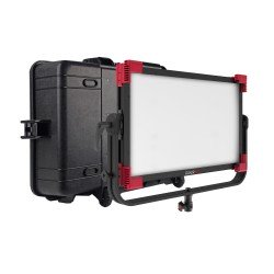 Koferi - Astora ToughTec HFC-2 Hard Flight Case for 2x1 Rayzr MC200 Multi Color RGBWW LED Panel Lighting Accessories - ātri pasūtīt no ražotāja