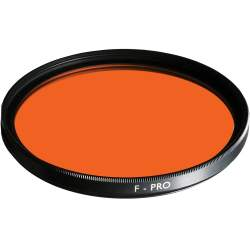 Color filters - B+W Filter F-Pro 040 Orange filter -550- MRC 62mm - quick order from manufacturer