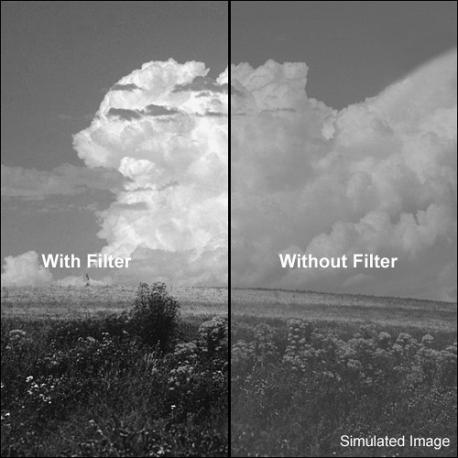 Krāsu filtri - B+W Filter F-Pro 040 Orange filter -550- MRC 62mm - ātri pasūtīt no ražotāja