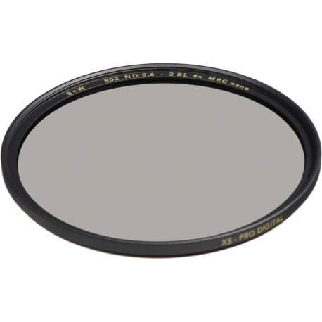 ND neitrāla blīvuma filtri - B+W Filter 802 ND Pro 0.6 MRC Nano XS PRO Digital 40,5mm - ātri pasūtīt no ražotāja