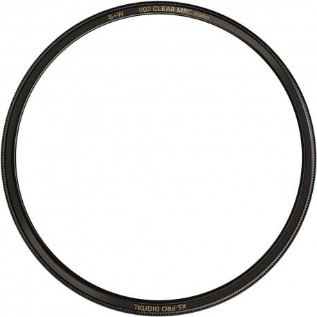 Objektīvu filtri - B+W Filter XS-Pro Digital 007 Clear filter MRC Nano 30,5mm - ātri pasūtīt no ražotāja