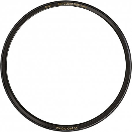 Clear Protection Filters - B+W Filter XS-Pro Digital 007 Clear filter MRC Nano 30,5mm - quick order from manufacturer
