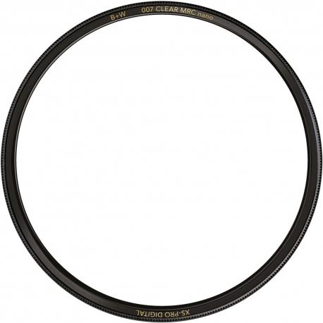 Objektīvu filtri - B+W Filter XS-Pro Digital 007 Clear filter MRC Nano 49mm - ātri pasūtīt no ražotāja