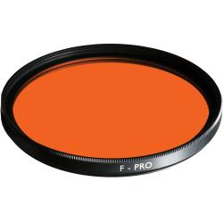 Color filters - B+W Filter F-Pro 040 Orange filter -550- MRC 77mm - quick order from manufacturer
