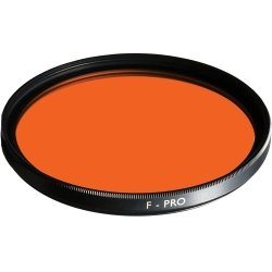 Color filters - B+W Filter F-Pro 040 Orange filter -550- MRC 67mm - quick order from manufacturer