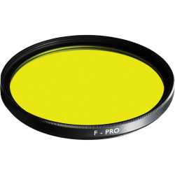 Color filters - B+W Filter F-Pro 022 Yellow filter -495- MRC 52mm - quick order from manufacturer