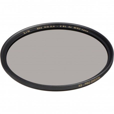 Neutral Density Filters - B+W Filter 802 ND Pro 0.6 MRC Nano XS PRO Digital 58mm - quick order from manufacturer