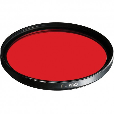 Color Filters - B+W Filter F-Pro 090 Red filter -590- MRC 58mm - quick order from manufacturer