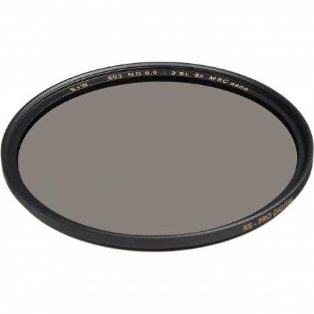 Neutral Density Filters - B+W Filter 803 ND Pro 0.9 MRC Nano XS PRO Digital 55mm - quick order from manufacturer