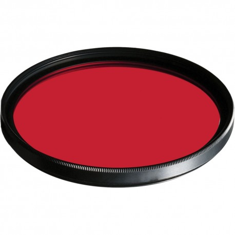 Color Filters - B+W Filter F-Pro 091 Red filter -dark 630- MRC 37mm x 0,75 - quick order from manufacturer