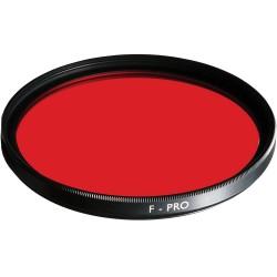 Krāsu filtri - B+W Filter F-Pro 090 Red filter -590- MRC 72mm - ātri pasūtīt no ražotāja