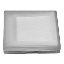 Filtru somiņa, kastīte - B+W Filter B+W Single filter box, grey, large, up to Ø 105 incl. foam padding - ātri pasūtīt no ražotāja