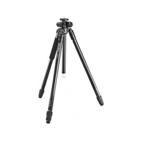 Discontinued - Benro A2970T alum photo tripod possible turn central column on 90 degrees