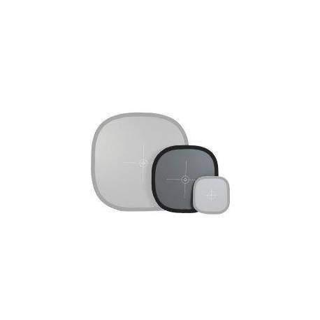 Balansa kartes - Lastolite Ezybalance 50cm 18% Grey/White - быстрый заказ от производителя