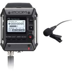 Mikrofoni - Zoom LMF-2 Lavalier Microphone for F1 - ātri pasūtīt no ražotāja