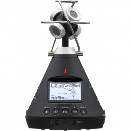 Mikrofoni - Zoom H3-VR 360° VR Handy Recorder with Built-In Ambisonics - ātri pasūtīt no ražotāja
