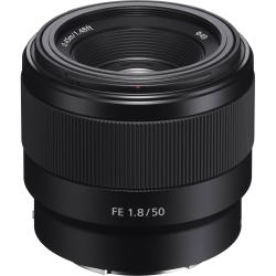 Lenses - Sony FE 50mm f/1.8 Lens SEL50F18F - buy in store and with delivery