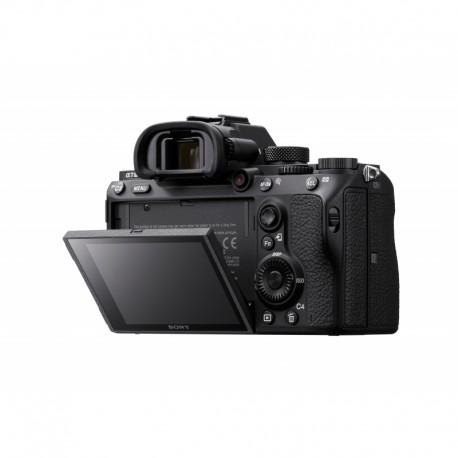Foto un videotehnika - Sony Alpha a7 III Mirrorless Digital Camera (Body Only) noma
